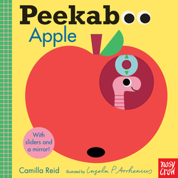 Peekaboo: Apple book