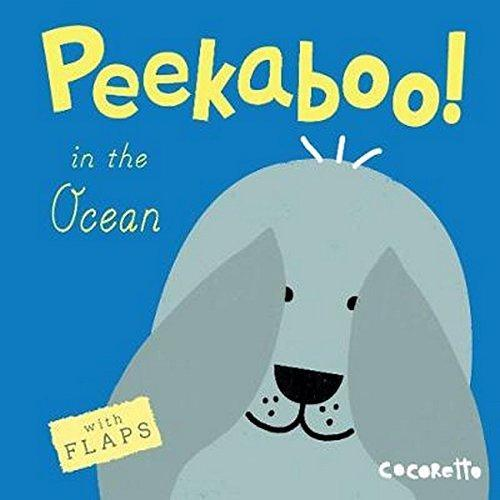 Peekaboo! In the Ocean! book