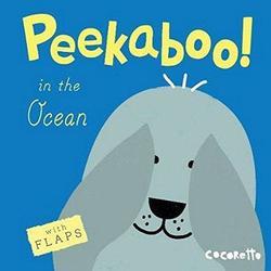 Peekaboo! In the Ocean! Book