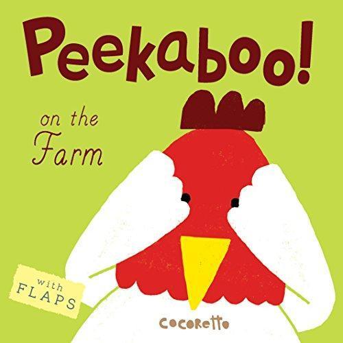 Peekaboo! on the Farm! book