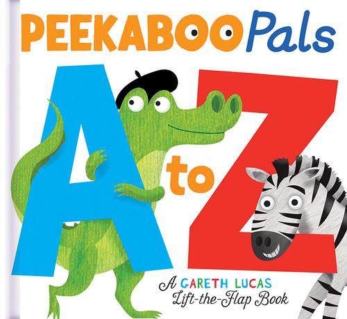 Peekaboo Pals: A to Z book