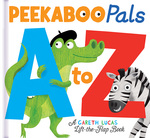 Peekaboo Pals: A to Z book