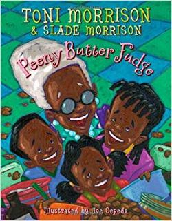 Peeny Butter Fudge book
