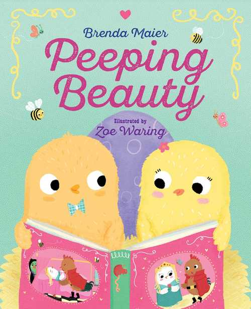 Peeping Beauty book