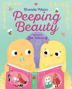 Peeping Beauty book