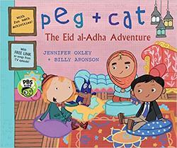 Peg + Cat: the Eid Al-Adha Adventure book