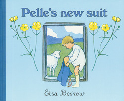 Pelle's New Suit book