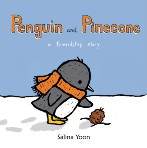 Penguin and Pinecone Book