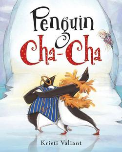 Penguin Cha-Cha book