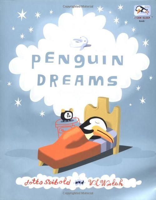 Penguin Dreams book
