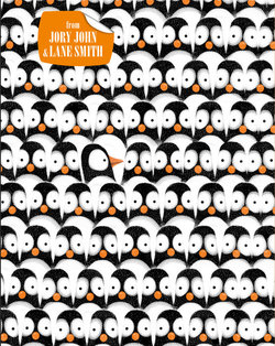 Penguin Problems book