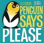 "Penguin Says ""Please"" book"
