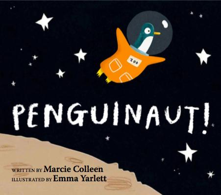 Penguinaut! Book