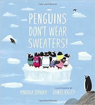 Penguins Don't Wear Sweaters! book