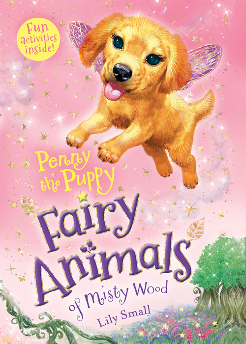Penny the Puppy book