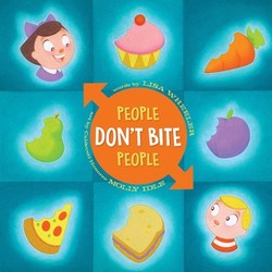 People Don't Bite People book