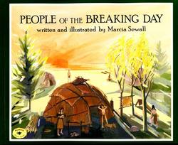 People of the Breaking Day book