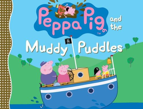 Peppa Pig and the Muddy Puddles book