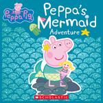 Peppa's Mermaid Adventure book