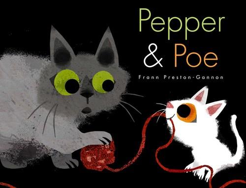Pepper & Poe book