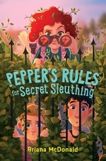 Pepper's Rules for Secret Sleuthing book