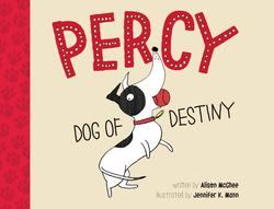 Percy, Dog of Destiny book