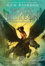 Percy Jackson and the Olympians, Book Three the Titan's Curse book