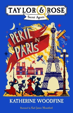 Peril in Paris book