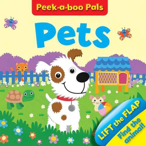 Pet Peekaboo Who? book