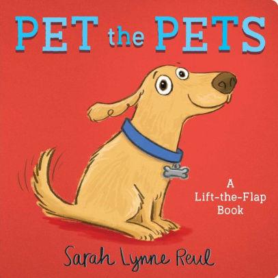 Pet the Pets book