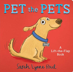 Pet the Pets book