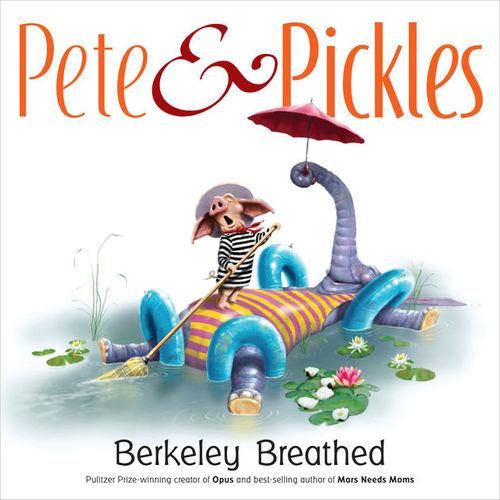 Pete & Pickles book