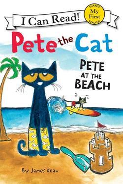 Pete at the Beach book