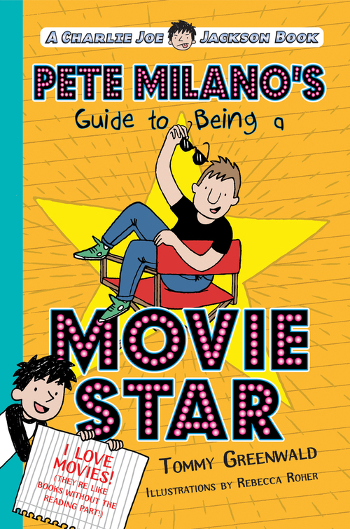 Pete Milano's Guide to Being a Movie Star Book