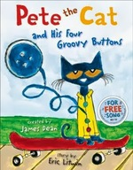 Pete the Cat and His Four Groovy Buttons book