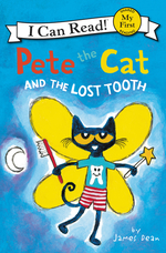 Pete the Cat and the Lost Tooth book