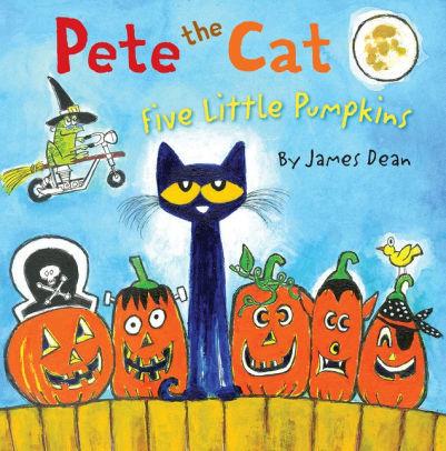 Pete the Cat: Five Little Pumpkins book