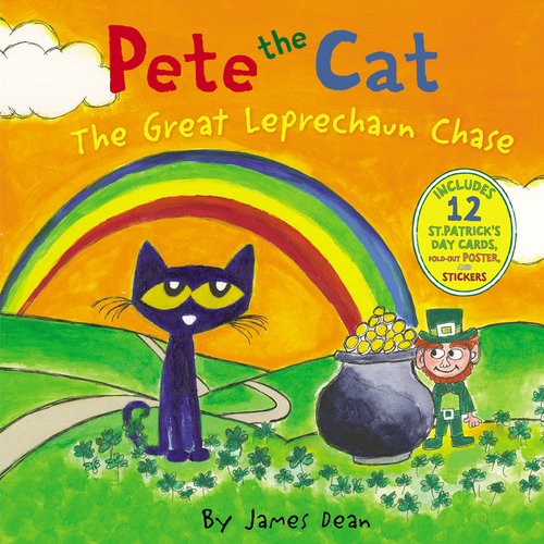 Pete the Cat: The Great Leprechaun Chase book