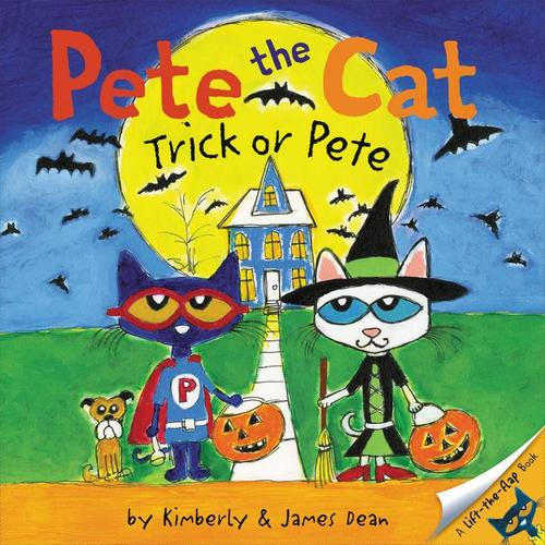 Pete the Cat: Trick or Pete book