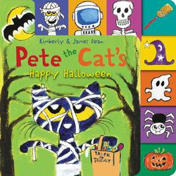 Pete the Cat's Happy Halloween book