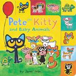 Pete the Kitty and Baby Animals book