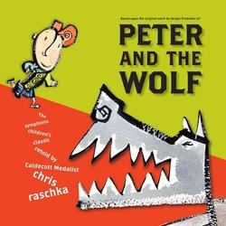 Peter and the Wolf book