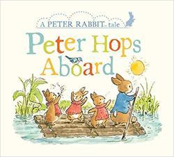 Peter Hops Aboard: A Peter Rabbit Tale book