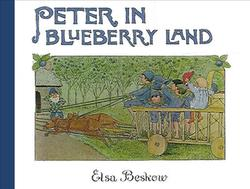 Peter in Blueberry Land book