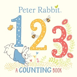 Peter Rabbit 123 book