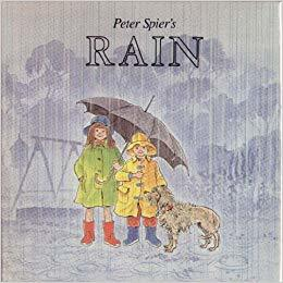 Peter Spier's Rain book