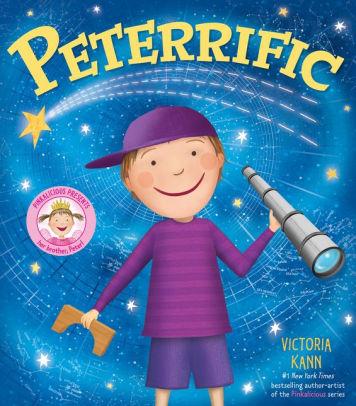 Peterrific book