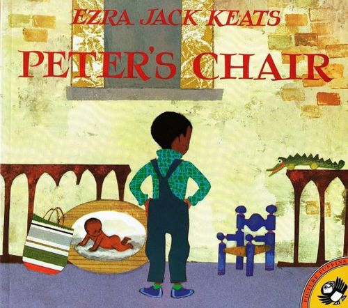 Peter's Chair book
