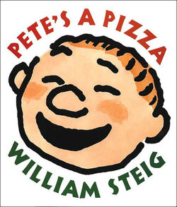 Pete's a Pizza book