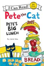 Pete's Big Lunch book